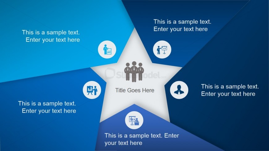 Animated Opening Star Effect for PowerPoint
