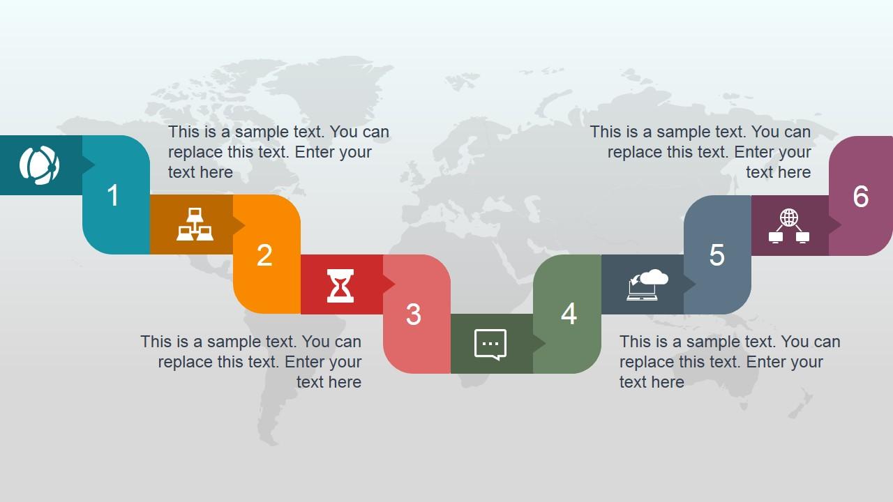 powerpoint roadmap timeline design