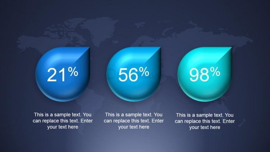 Drop KPI Slide Design