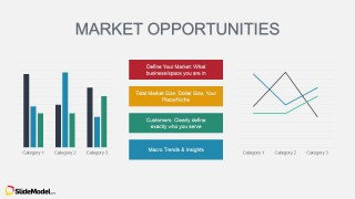 PowerPoint Slide on how To reach the Market