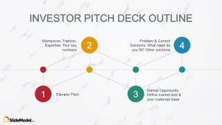 PowerPoint Design Of Investor Pitch Path