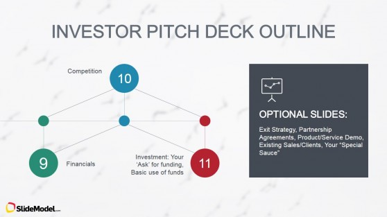 Investors Path Conclusiong Slide Design