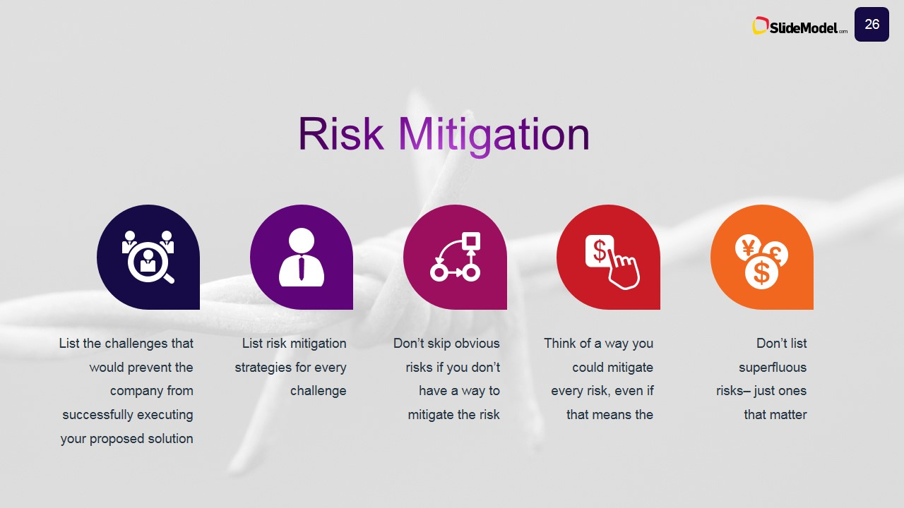 risk mitigation report template - risk and mitigation plan template gallery professional