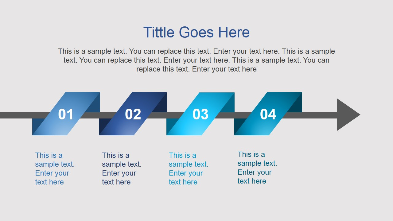 Timeline Powerpoint Template Free