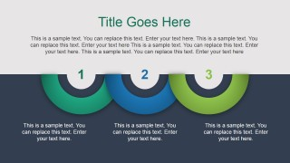 3 Key Concepts in a PowerPoint Slide and Circles