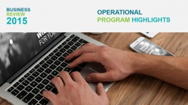 Operational Program Highlights