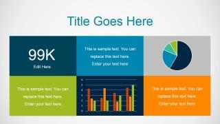 KPI Dashboard Slide Design