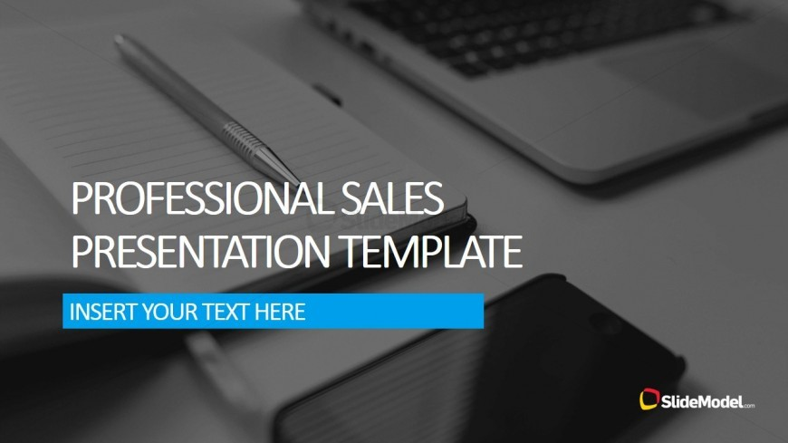 Proffesional Sales Powerpoint Template