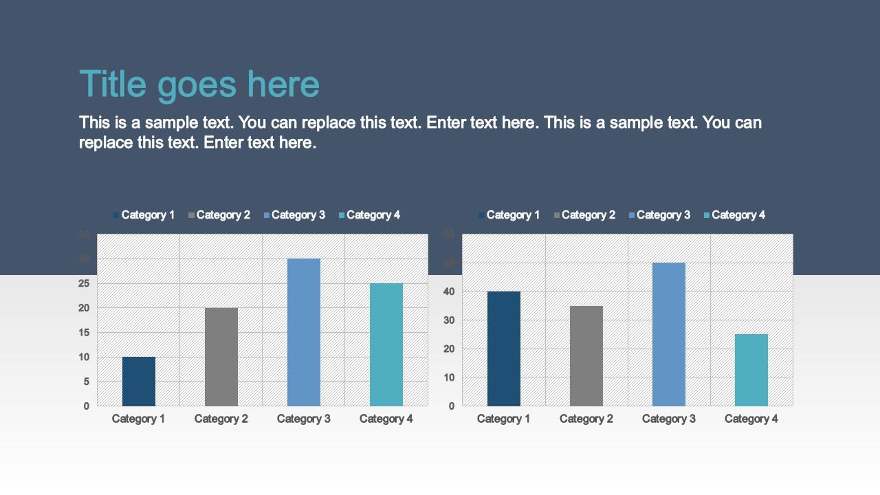 PPT Comparison Columns Charts