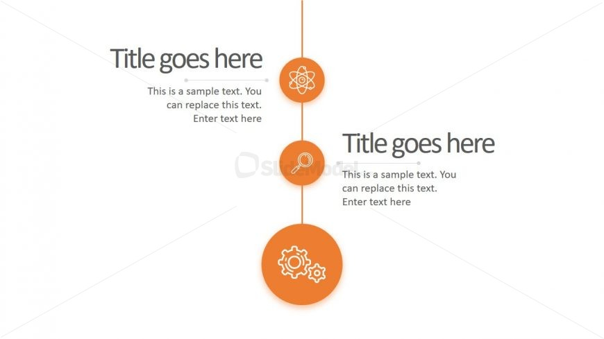Infographic Timeline PowerPoint Template