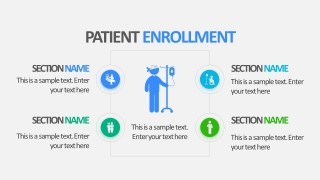Animated clinical study powerpoint templates patient information powerpoint with powerpoint icons hospital trial 3 phase approach powerpoint templates toneelgroepblik Images
