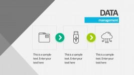 Hospital Data PowerPoint Designs Templates