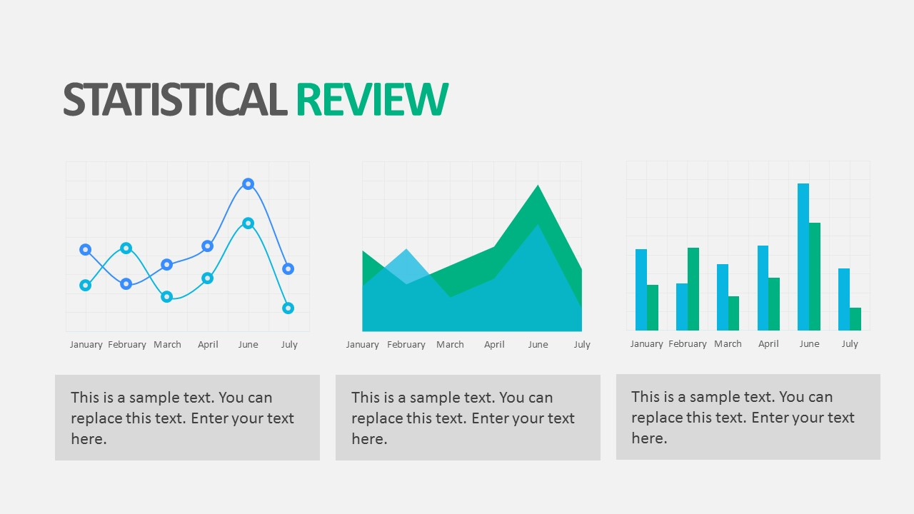 Clinical Statistics Review PowerPoint Templates