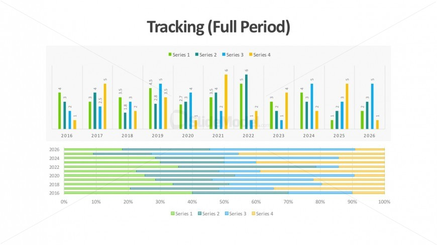 Sales Dashboards Graphs And Values Template