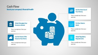 Company Financial Tips PowerPoint Templates