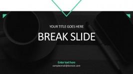 Flat Image Design PowerPoint Slides