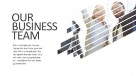 Business Team PowerPoint Presentation Slide