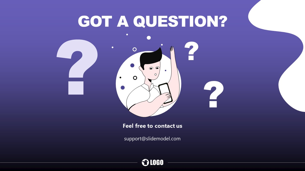 PowerPoint Template for Question Answer Sessions