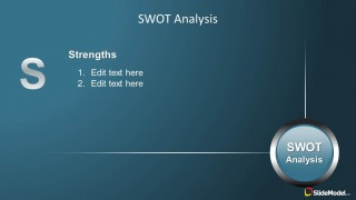 Strengths PowerPoint Slide Design