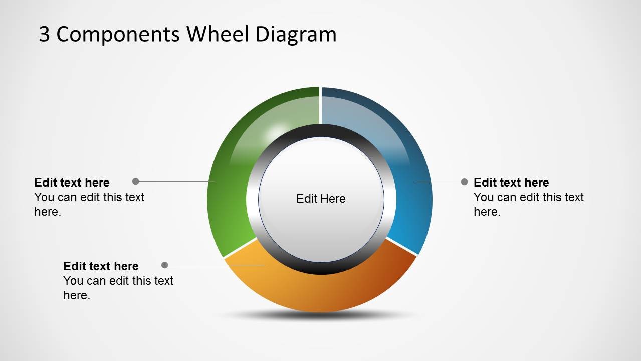 The Color Wheel Powerpoint Diagram Wiring Diagram