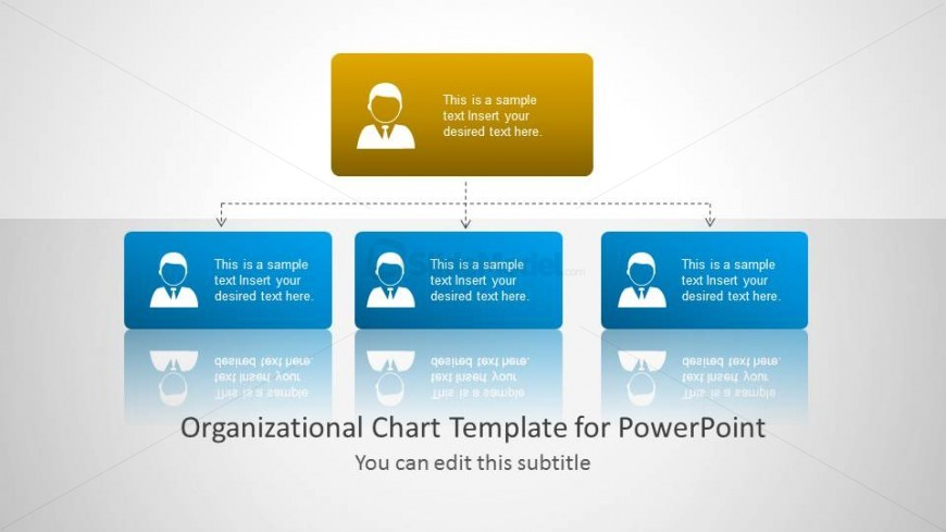 Org Chart Template In Powerpoint