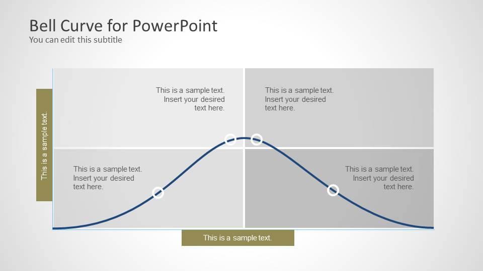 Bell curve for powerpoint slidemodel bell curve template for powerpoint pronofoot35fo Images