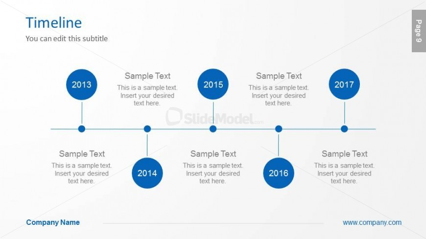 6085-01-company-profile-template-9 - slidemodel, Powerpoint templates