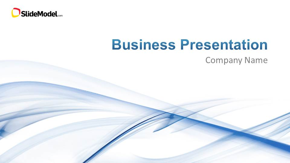 light business powerpoint template