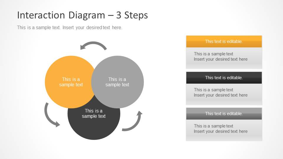 interaction diagrams for powerpoint