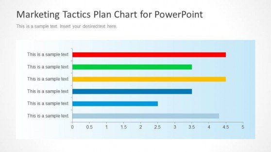 Marketing Tactics Plan Template for PowerPoint