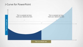 J Curve for PowerPoint