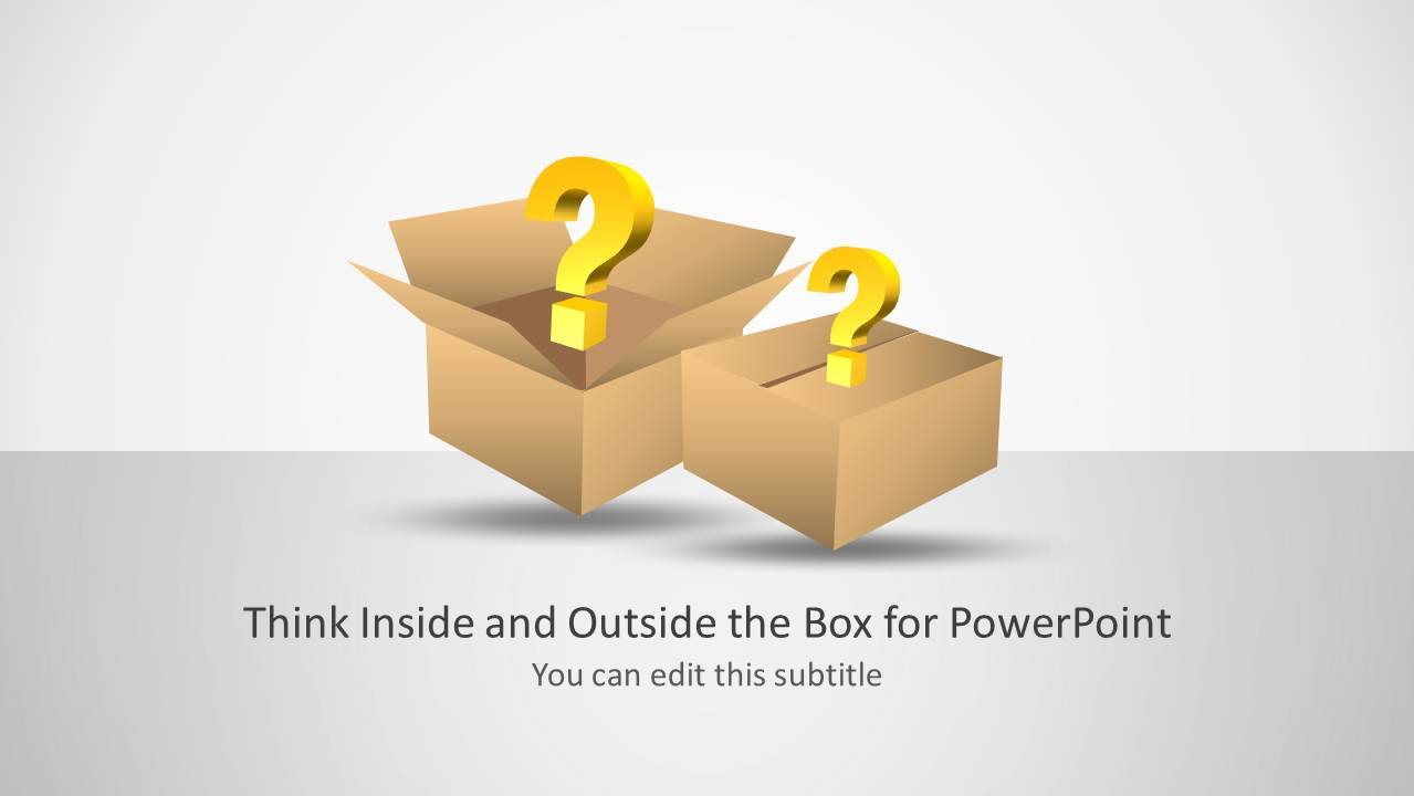 Thinking Inside and Outside the Box