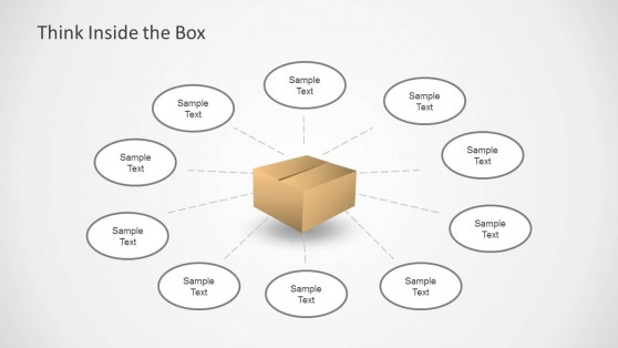 Think Outside the Box Slide Design - Closed Box