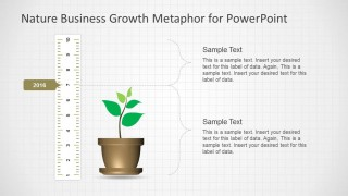 Business Growth Slide Design for PowerPoint