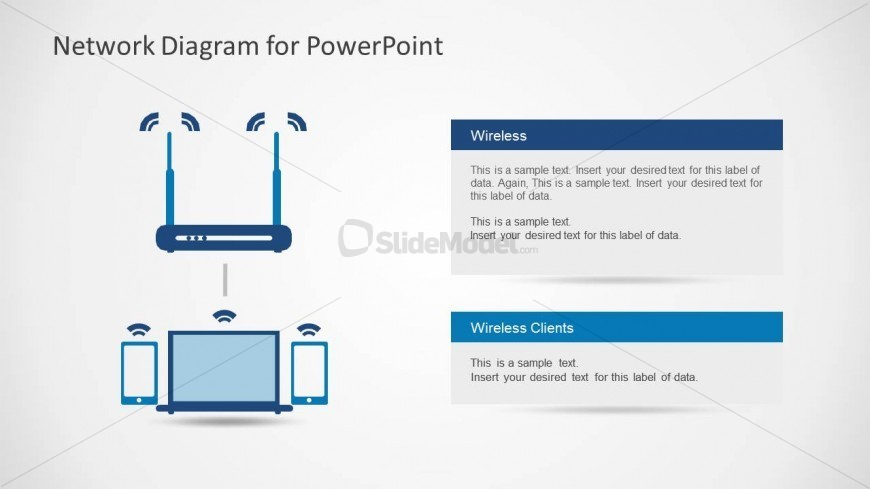 6177 02 Network Diagram Template Powerpoint 7 Slidemodel