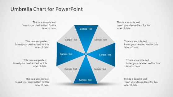 Umbrella powerpoint templates 6192 01 umbrella chart 2 toneelgroepblik Images