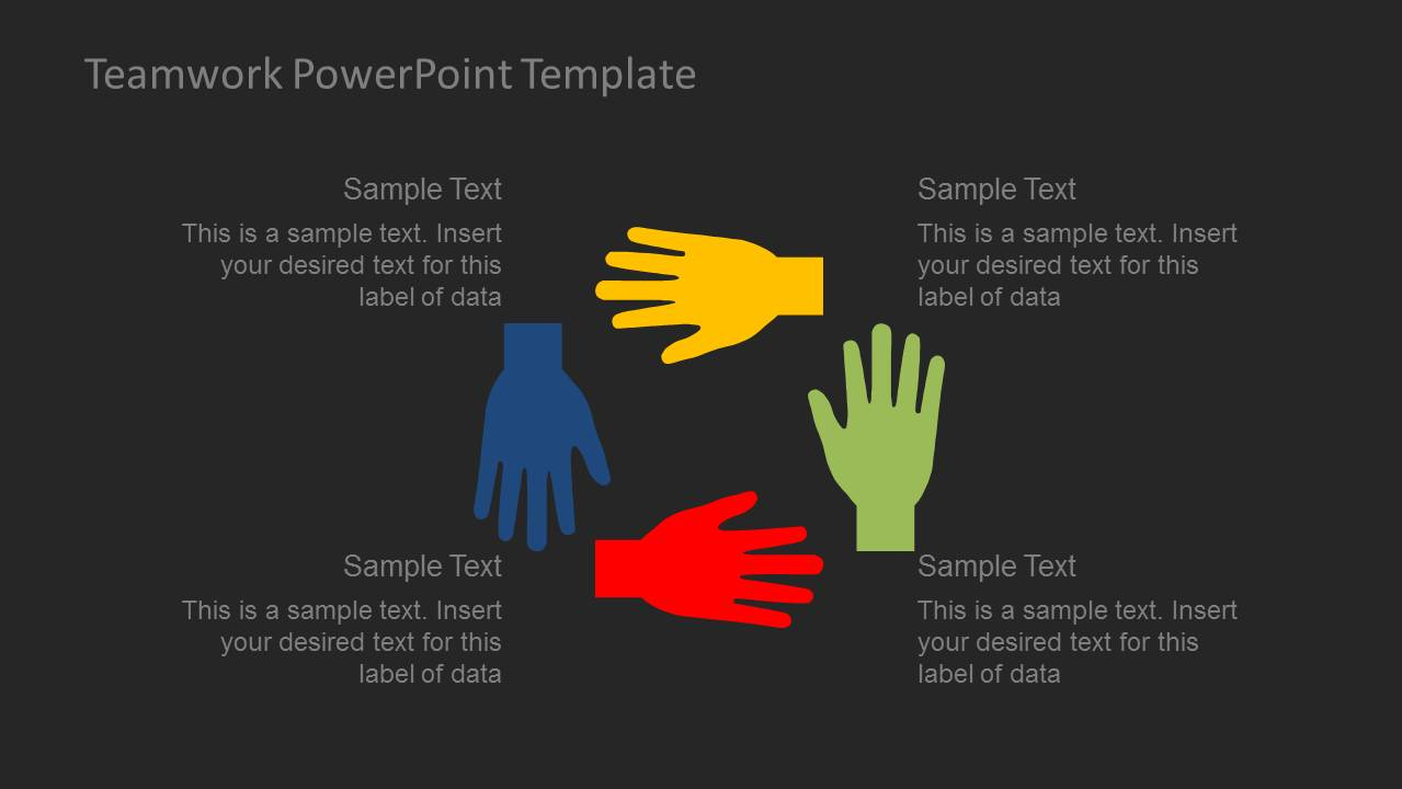 teamwork powerpoint template image collections - templates example, Powerpoint templates