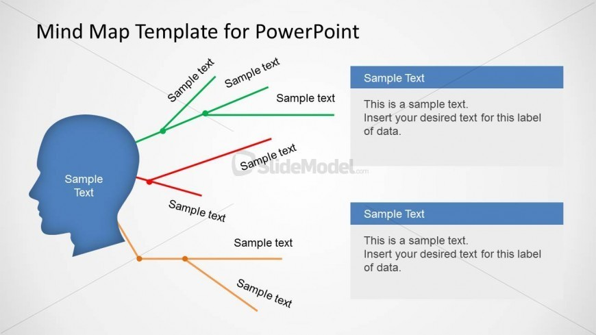 mind map excel template