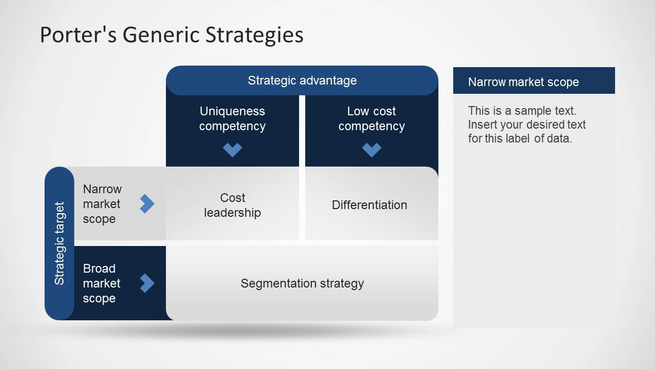 porter five generic strategy for revlon inc Generic strategies can help the organization to cope with the five competitive forces in  ii porter's generic strategies  the dayton hudson corporation ( dhc.