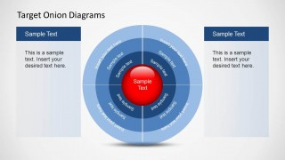Target onion diagram for powerpoint slidemodel create professional onion diagrams with target onion diagram for powerpoint this customizable diagram template for powerpoint can help you easily create ccuart Gallery