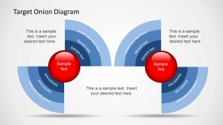 Target onion diagram for powerpoint slidemodel create professional onion diagrams with target onion diagram for powerpoint this customizable diagram template for powerpoint can help you easily create ccuart Images