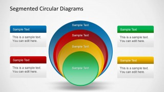 2D Segmented Circles for PowerPoint