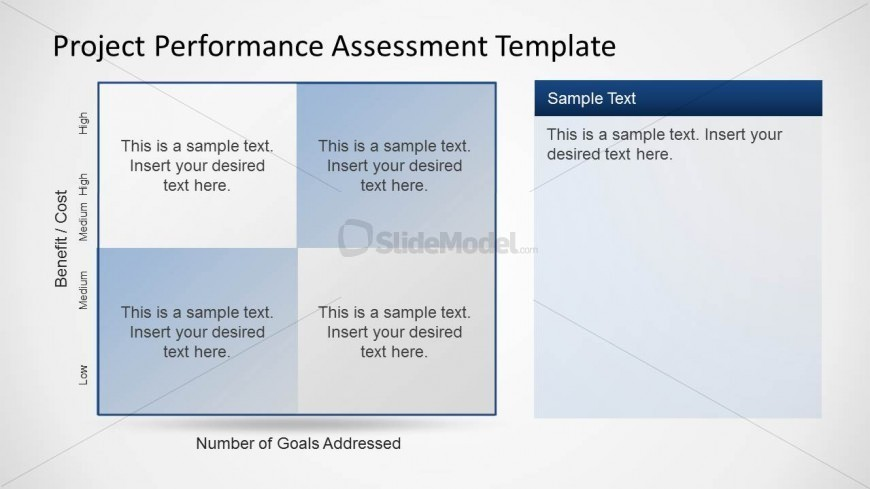 ProjectPerformanceAssessment  Slidemodel
