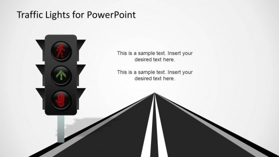 stop light powerpoint templates