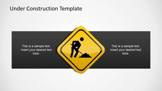 Under Development Powerpoint Templates