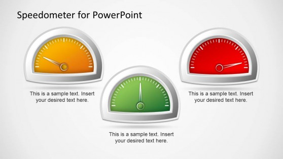 ddometer shapes for powerpoint, Powerpoint templates