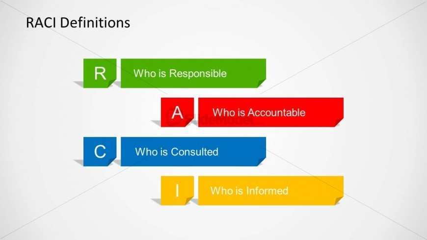 Raci definition template for powerpoint slidemodel for Define template in powerpoint