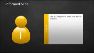 Informed Slide Design RACI Template