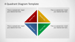 4 quadrants diagram template for powerpoint slidemodel to make a simple yet professional swot analysis use the 4 quadrants diagram template for powerpoint present in the design are 4 quadrants with different toneelgroepblik Images