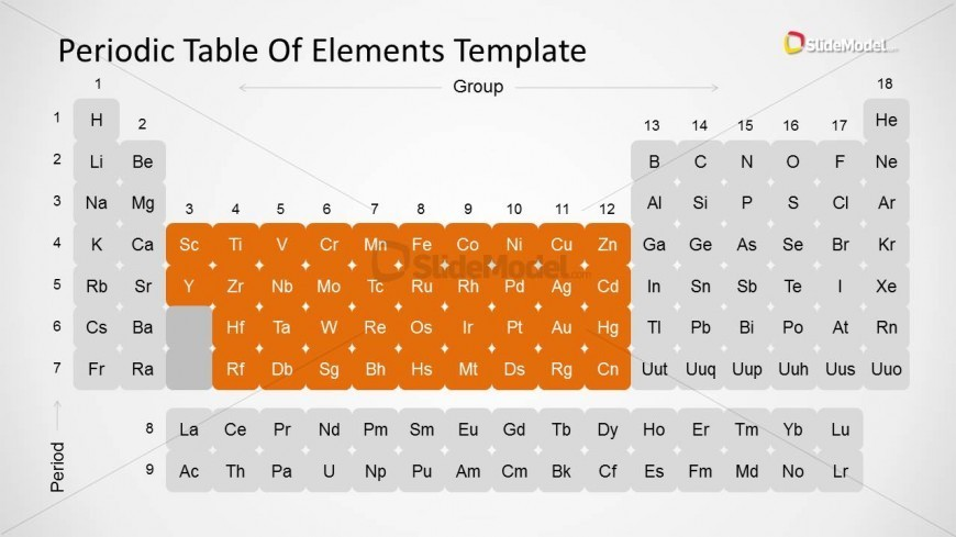 6352-01-periodic-table-6 - slidemodel, Modern powerpoint